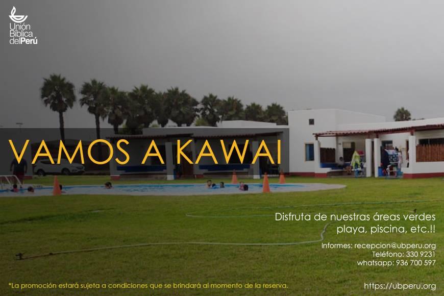 Vacaciones en Kawai